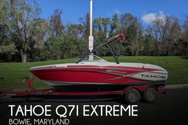 2013 Tahoe Q7i Extreme