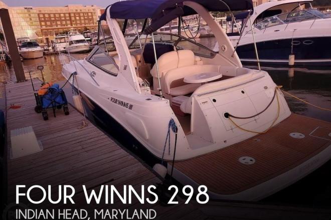 2004 Four Winns Vista 298
