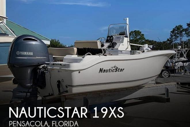 2018 Nautic Star 19XS