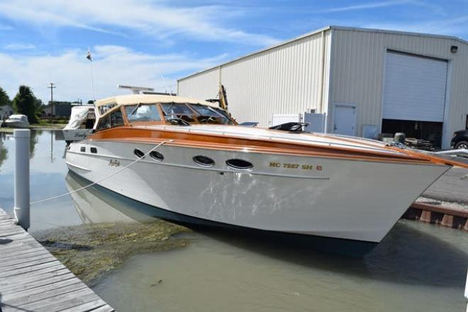 2002 Fisher 42 EXPRESS