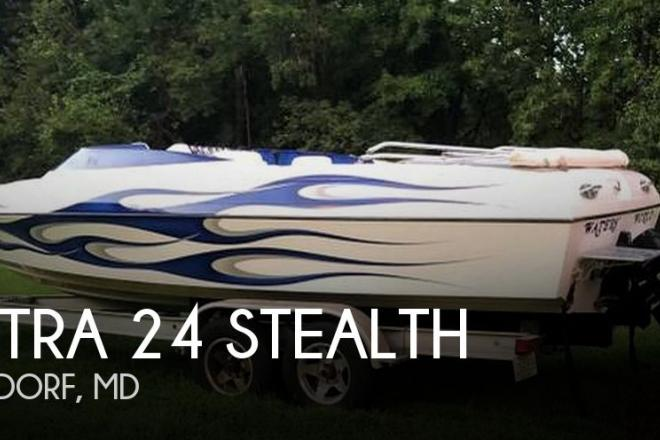 2005 Ultra 24 Stealth