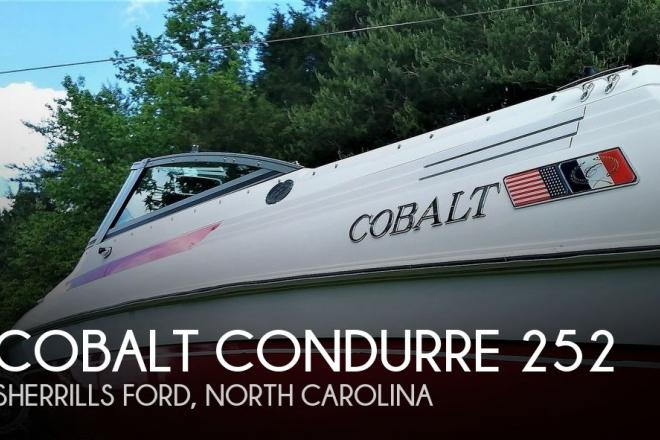 1990 Cobalt Condurre 252 - For Sale at Sherrills Ford, NC 28673 - ID 135705