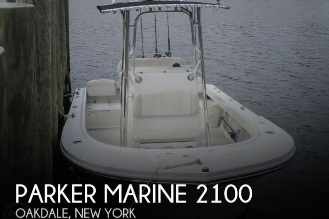 2016 Parker 2100 SE - For Sale at Oakdale, NY 11769 - ID 192365