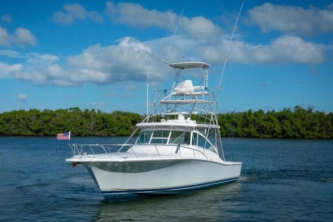 2006 Luhrs 38 Open - For Sale at Marathon, FL 33050 - ID 182666