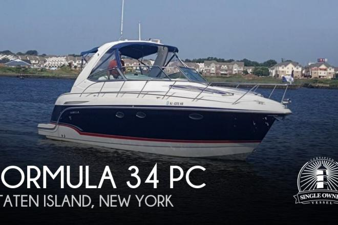 2007 Formula 34 PC - For Sale at Staten Island, NY 10307 - ID 130063