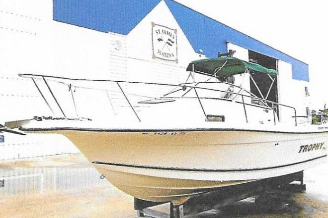 2003 Bayliner Trophy Pro - For Sale at Southport, NC 28461 - ID 199933