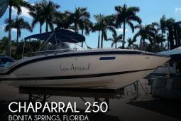 2016 Chaparral 250 Suncoast DELUXE