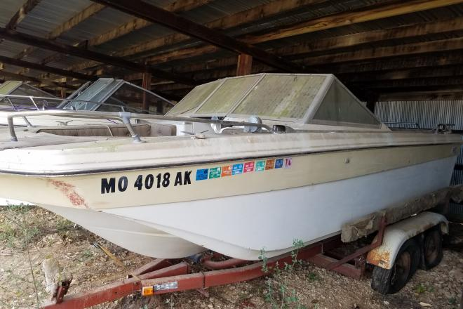 1974 IMP Pawnee Tri-Hull - For Sale at Gravois Mills, MO 65037 - ID 200050