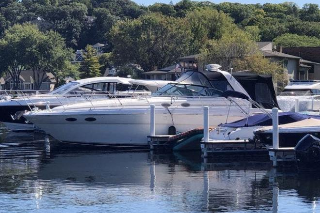 1999 Sea Ray 380 SUNDANCER - For Sale at Antioch, IL 60002 - ID 200214