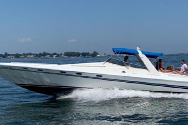 1999 Custom Built 42 High Performance Cruiser - For Sale at Stamford, CT 6901 - ID 200249
