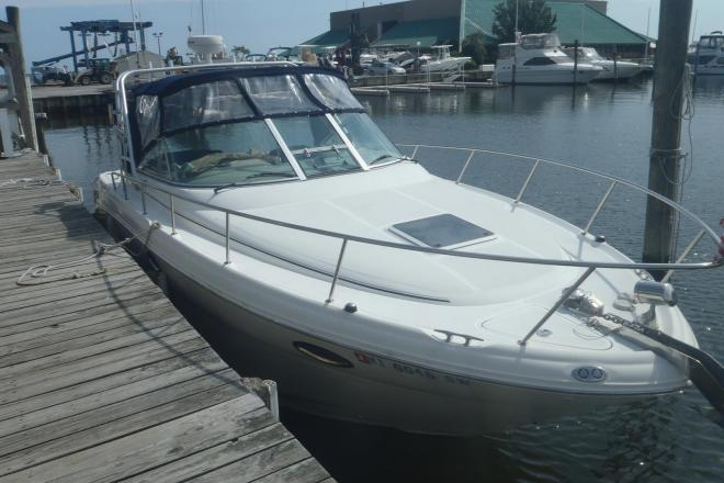 2004 Sea Ray 290 Amberjack - For Sale at Waretown, NJ 8758 - ID 176988