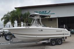 2004 Wellcraft 250 Fisherman
