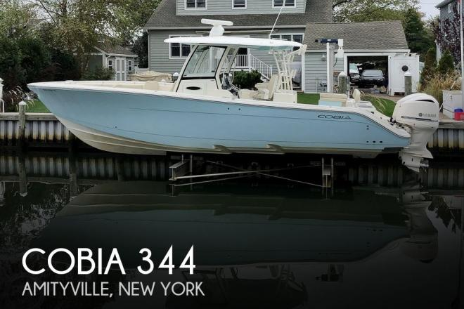 2016 Cobia 344 CC - For Sale at Amityville, NY 11701 - ID 200526