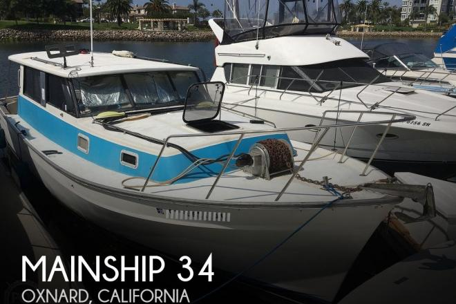 1980 Mainship 34 - For Sale at Oxnard, CA 93035 - ID 194918