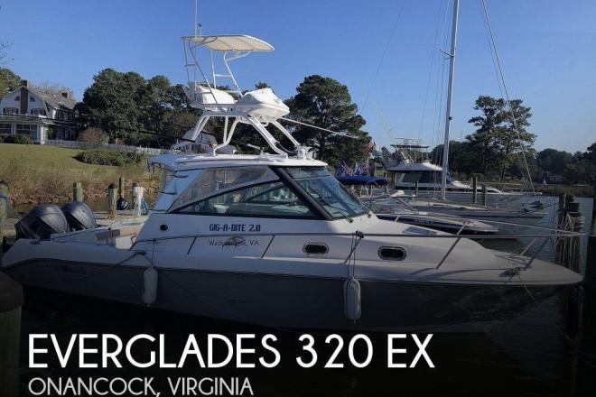 2011 Everglades 320 EX - For Sale at Onancock, VA 23417 - ID 165307