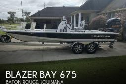 2014 Blazer Bay 675 Ultimate Bay