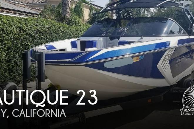 2017 Nautique G23-Coastal Edition - For Sale at Tracy, CA 95304 - ID 196179
