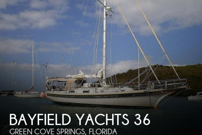 1987 Bayfield 36 Cutter - For Sale at Green Cove Springs, FL 32043 - ID 195997