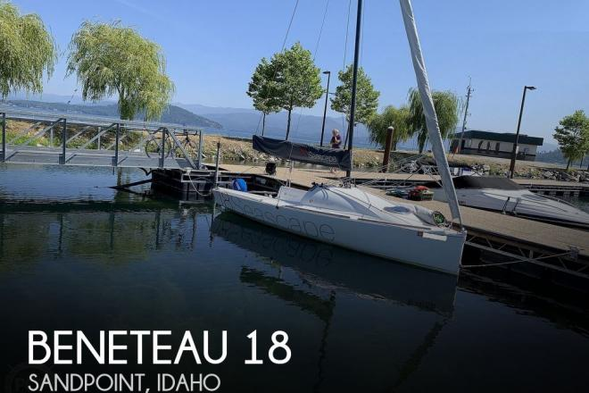2016 Beneteau Seascape 18 - For Sale at Sandpoint, ID 83864 - ID 195557