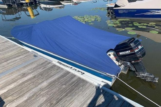 1992 Spectrum 1600 SPORTSTER - For Sale at Oshkosh, WI 54904 - ID 196388
