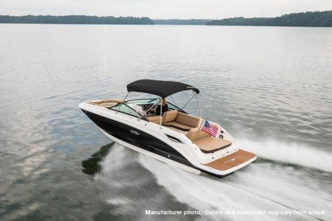2021 Sea Ray 250SDX - For Sale at Pewaukee, WI 53072 - ID 194765