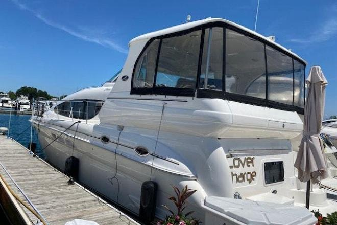2003 Sea Ray 480MY - For Sale at Pewaukee, WI 53072 - ID 194708