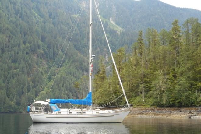 1983 Passport 40 - For Sale at Orcas, WA 98280 - ID 200690