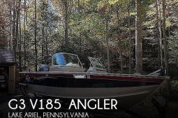 2010 G3 Boats V185 Angler