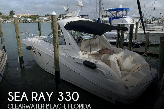 2008 Sea Ray 330 Sundancer - For Sale at Clearwater Beach, FL 33767 - ID 183077