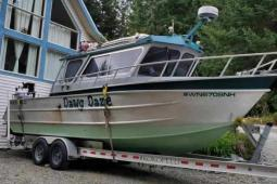 1998 Maxwell Fishing Boat