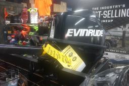 2018 Evinrude E10RGL4, GRAP