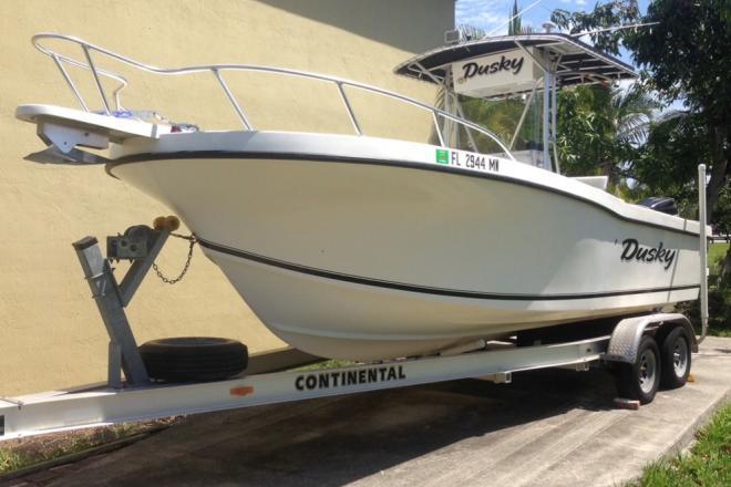 2005 Dusky FAC 23.6 - For Sale at Cutler Bay, FL 33157 - ID 200883