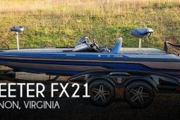 2016 Skeeter FX21 LE