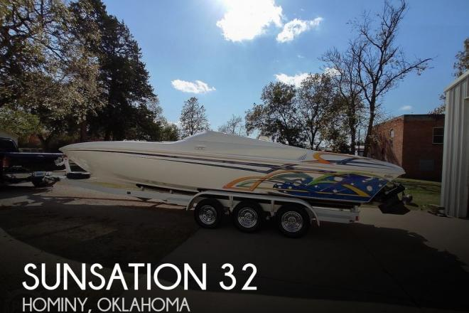 1999 Sunsation 32 Dominator - For Sale at Hominy, OK 74035 - ID 168967
