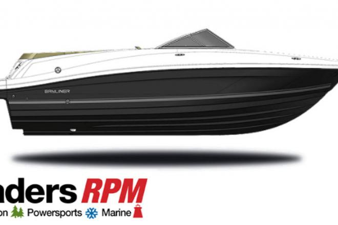 2021 Bayliner VR6 Bowrider - For Sale at Kalamazoo, MI 49009 - ID 200967