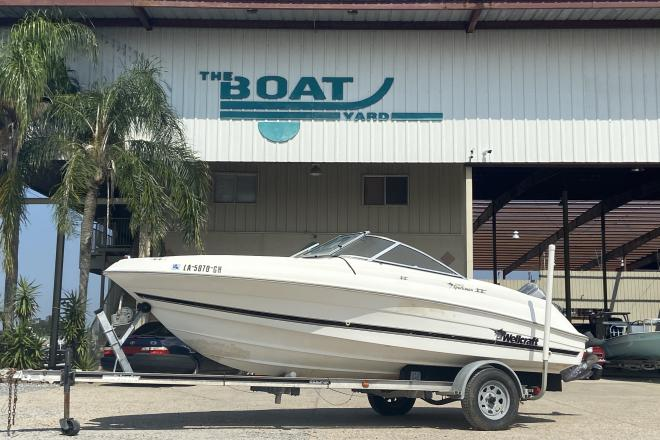 2000 Wellcraft 18 Sportsman
