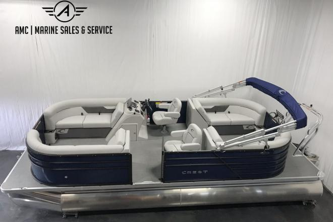 2021 Crest Classic LX 220 SLC - For Sale at Hamilton, IN 46742 - ID 195794