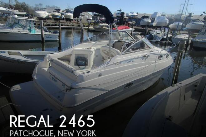 2003 Regal 2465 Commodore - For Sale at Patchogue, NY 11772 - ID 195912