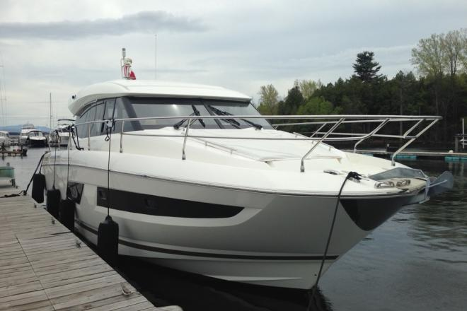 2015 Jeanneau Prestige 420 S - For Sale at Plattsburgh, NY 12901 - ID 201177