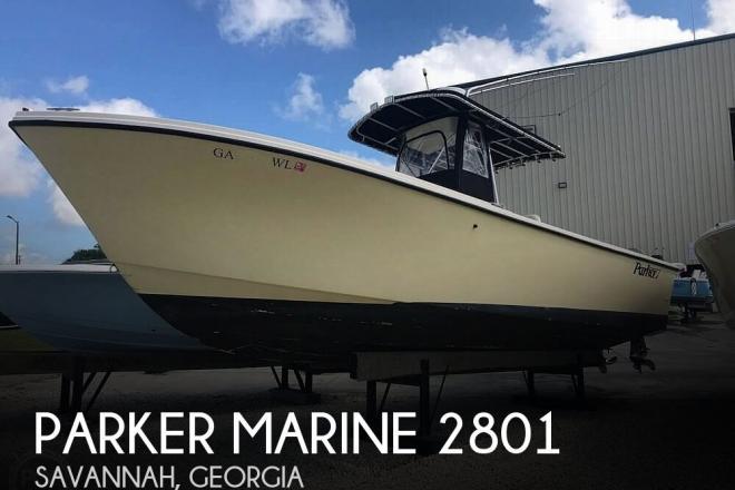 2002 Parker 2801 - For Sale at Savannah, GA 31410 - ID 149558