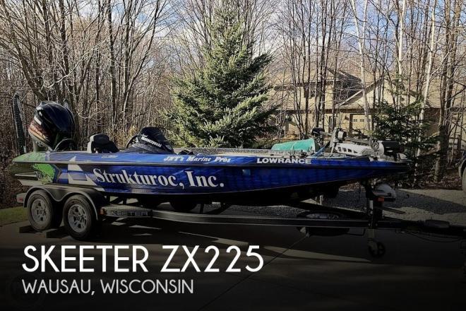 2018 Skeeter ZX225 - For Sale at Wausau, WI 54401 - ID 183101