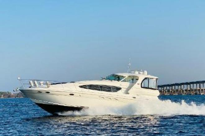 2005 Sea Ray 480 Motor Yacht - For Sale at Pensacola Beach, FL 32561 - ID 201343
