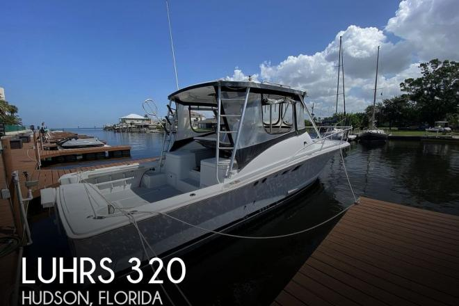 1995 Luhrs Tournament 320 Open - For Sale at Hudson, FL 34667 - ID 195496