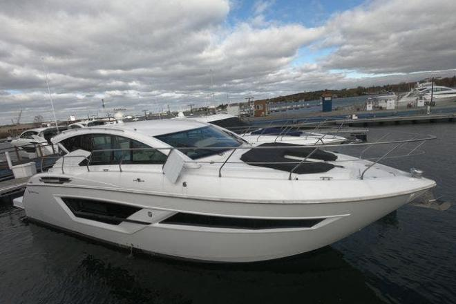 2021 Cruisers 46CANTIUS - For Sale at Sturgeon Bay, WI 54235 - ID 194112