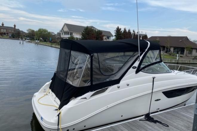 2017 Sea Ray 280 Sundancer