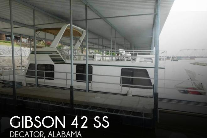 2005 Gibson 42 SS - For Sale at Empire, AL 35063 - ID 95703