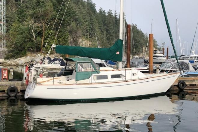 1971 Ranger 29 - For Sale at Seattle, WA 98195 - ID 201453