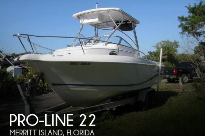 2004 Pro Line 22 Walkaround - For Sale at Merritt Island, FL 32952 - ID 50751