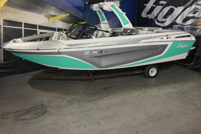 2020 Tige 23-ZX - For Sale at Pewaukee, WI 53072 - ID 183559