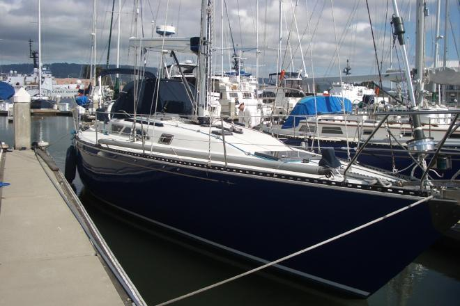 1987 Other Cuthbertson & Cassian (C&C) 44 Sloop